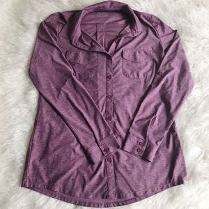 Eddie Bauer Button Down Top